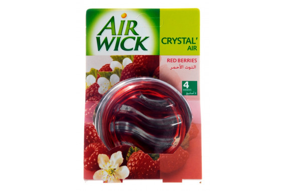 AIR WICK CRYSTAL AIR - RED BERRIES SCENT