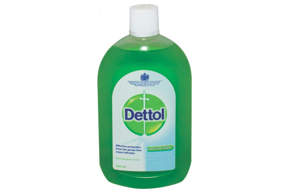 DETTOL- ANTISEPTIC FOR PERSONAL CARE - 500 ML