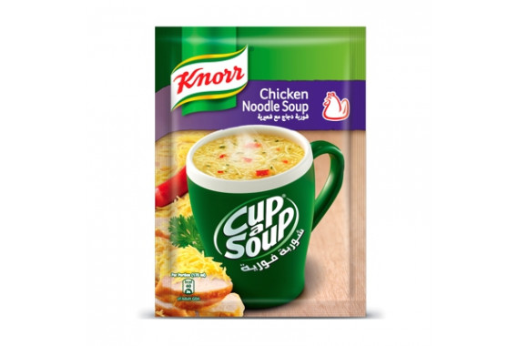 KNORR CUP-A-SOUP CHICKEN NOODLE 15G