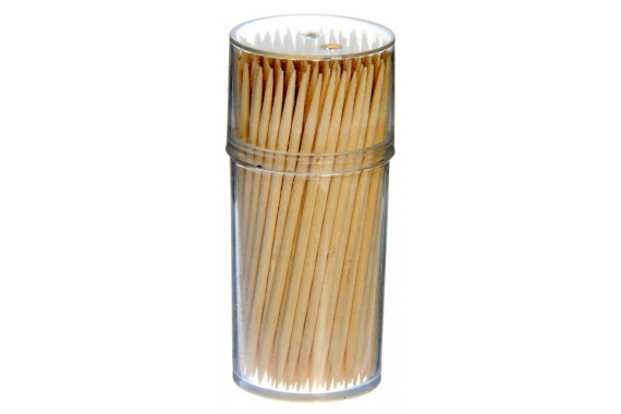NMC TOOTHPICK WITH R CONTAINER 150'S