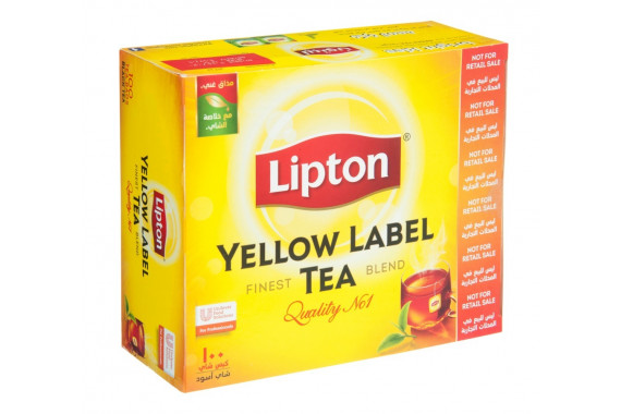 LIPTON CATERING TEABAGS  - 100'S