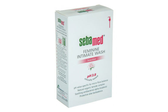 SEBAMED FEMININE INTIMATE WASH PH3.8 200 ML