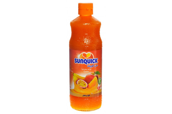 SUNQUICK EXOTIC 840 ML