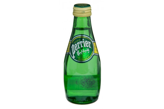 PERRIER MINERAL WATER 200 ML