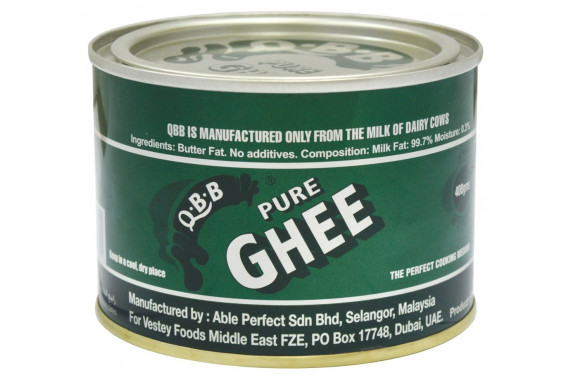 QBB PURE BUTTER GHEE- 400 G