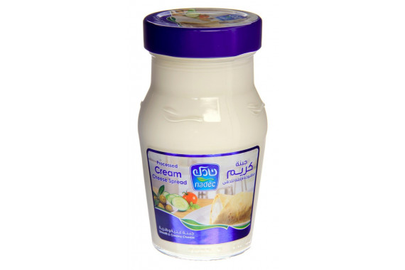 NADEC CREAM JAR 140 G