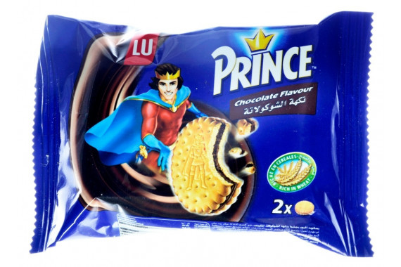 LU PRINCE CHOCOLATE BISCUIT 28.5 G