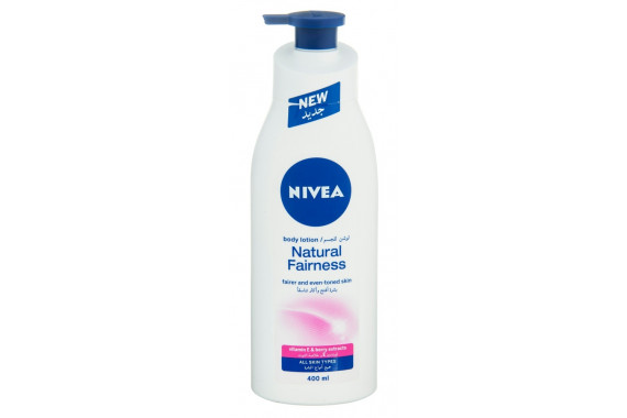 NIVEA BODY LOTION WHITENING- 400 ML