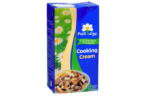 PUCK COOKING CREAM 500 G