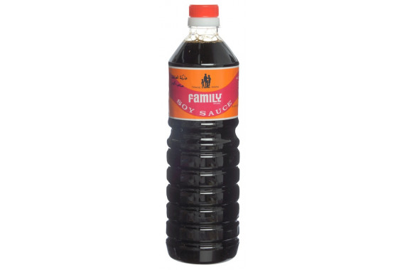 FAMILY - SOY SAUCE- 1L