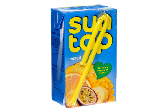 SUNTOP MIXED FRUIT JUICE-250 ML
