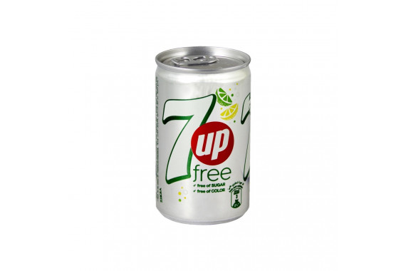 7UP FREE CANS -150 ML