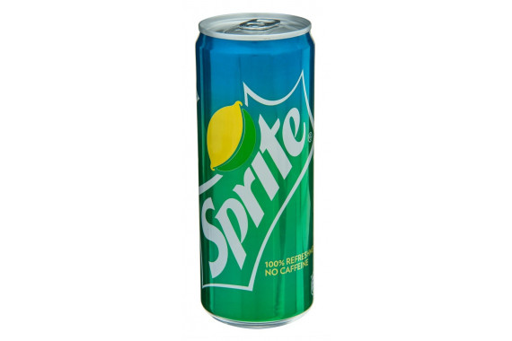 SPRITE - CAN 330 ML