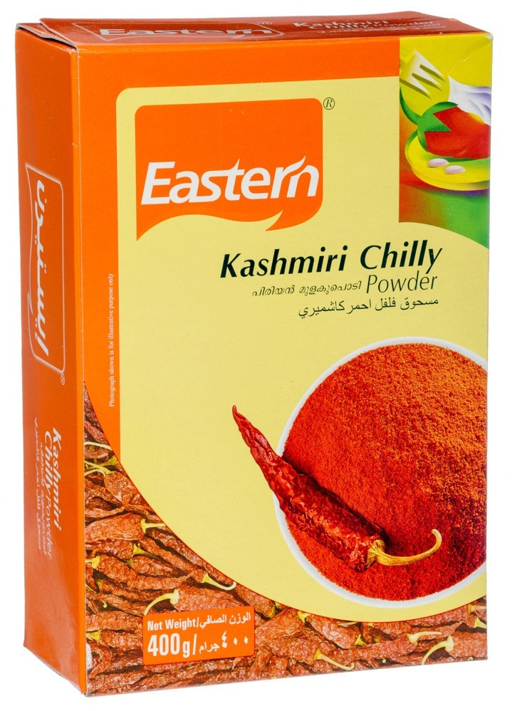 Eastern Kashmiri Chilli Powder 400 G