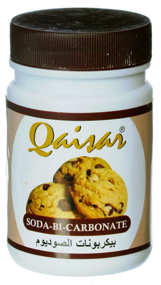 QAISER BICARBONATE SODA 100 G - BAKING CHOCOLATES & POWDER - BAKING