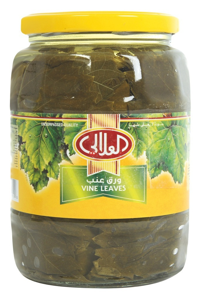 AL ALALI - VINE LEAVES- 970 G