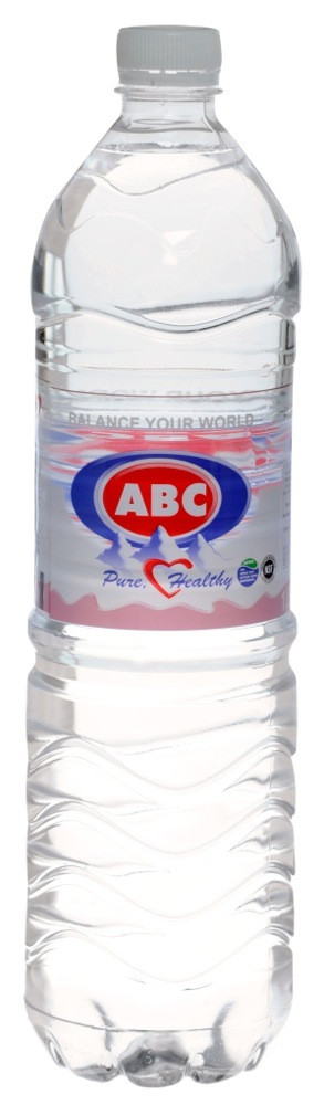 ABC DRINKING WATER- 1.5 L