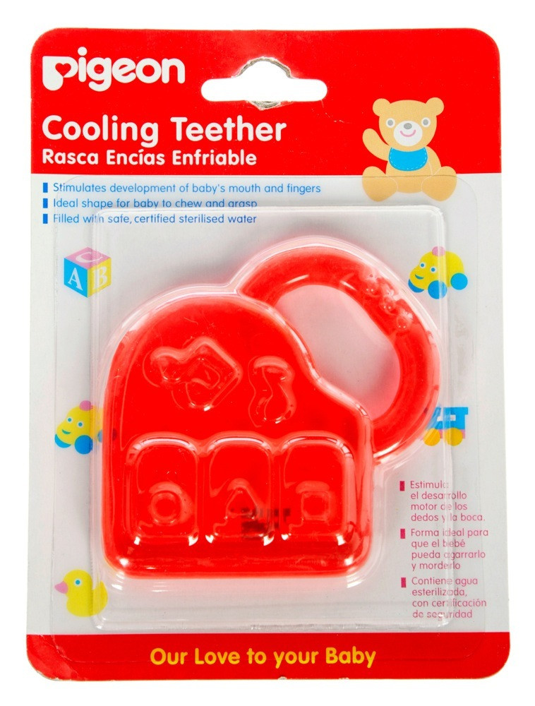 PIGEON COOLING TEETHER-PIANO