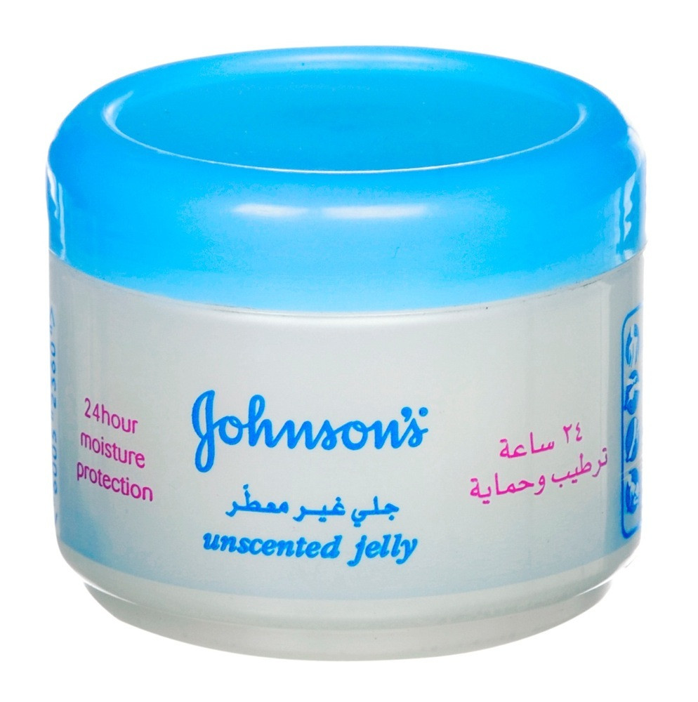 JOHNSON'S UNSCENTED JELLY- 100 ML