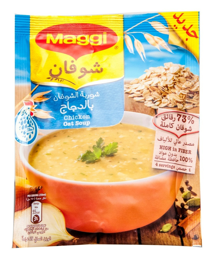 MAGGI SOUP OAT WITH CHICKEN 65G