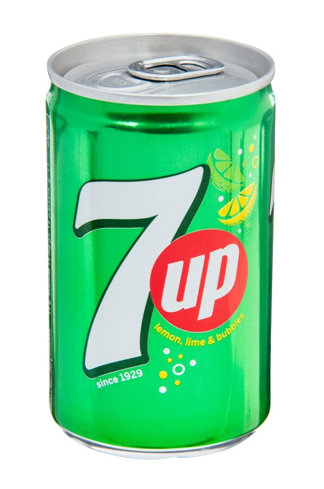 7UP CANS - 150 ML