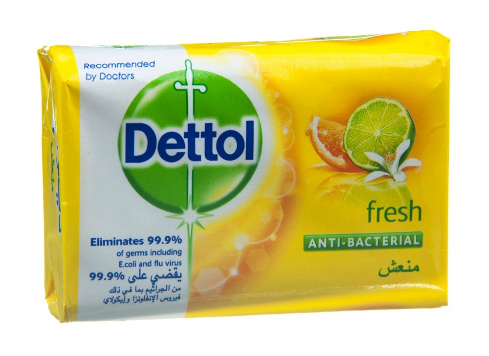 DETTOL SOAP FRESH 120G