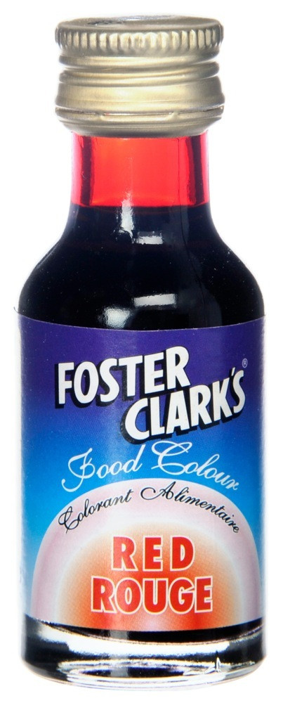 FOSTER CLARK'S- FOOD COLOR (RED)- 28 ML