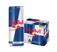 RED BULL- ENERGY DRINK - CAN 250 ML