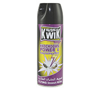 KWIK  FLYING INSECT KILLER WITH KNOCKDOWN POWER- 300 ML