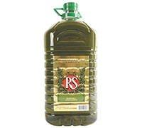 RS EXTRA VIRGIN OLIVE OIL - 5L