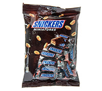 SNICKERS MINIATURES- 150 G