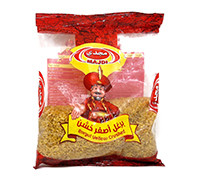 MAJDI BURGUL YELLOW CRUSHED 350G