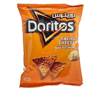 DORITOS CORN CHIPS NACHO CHEESE 48G