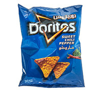 DORITOS TORTILLA CHIPS SWEET CHILI 48G