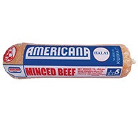 AMERICANA FROZEN GROUND BEEF 454 G
