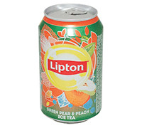 LIPTON RED FRUIT CANS- 320 ML