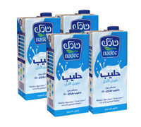 NADEC LONG LIFE MILK FULL FAT PACK - 1 L