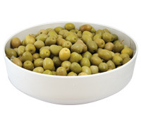 MOROCCAN GREEN LOW SALT OLIVES