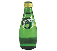 PERRIER WATER WITH NATURAL LIME & LEMON 200 ML