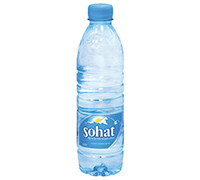 SOHAT MINERAL WATER 0.5 L