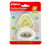 PIGEON TRIANGLE COOLING TEETHER