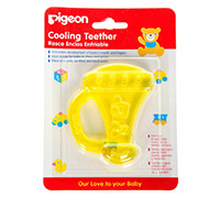 PIGEON COOLING TEETHER- TRUMPET