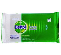 DETTOL WIPES 20'S