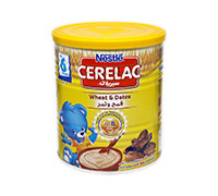 CERELAC WHEAT DATE 400G