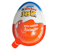 FERRERO KINDER JOY BOY T48