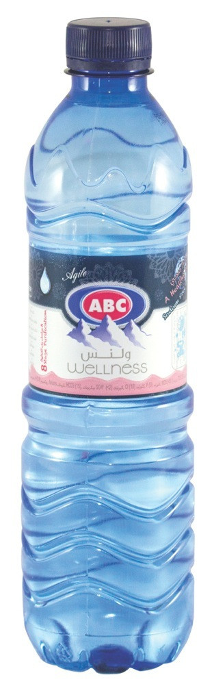 ABC WELLNESS WATER 600 ML