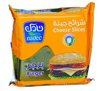 ALMARAI CHEESE SLICES BURGER-200 G