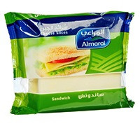 ALMARAI CHEESE SLICES SANDWICH-200 G
