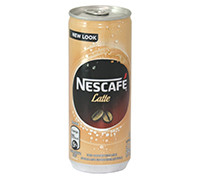 NESCAFE RTD LATTE CAN 240 ML
