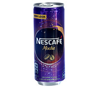 NESCAFE RTD MOCHA CAN 240 ML